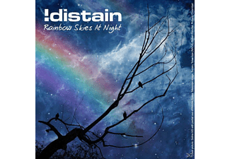 !distain - Rainbow Skies At Night [CD]
