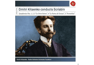 Dmitri Kitajenko - The Symphonies - (CD)