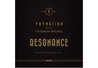 Vnv Nation - Resonance (With The Babelsberg Film Orchestra) - (CD)