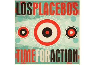 Los Placebos - Time For Action (Limited Beer Vinyl) - (Vinyl)