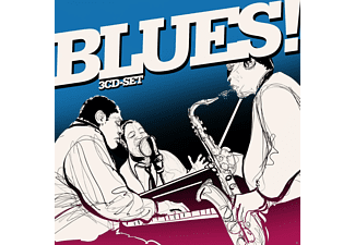 VARIOUS - Blues! - (CD)