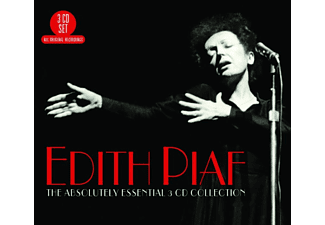Edith Piaf - The Absolutely Essential (CD)