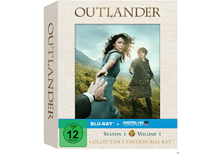 Outlander - Staffel 1 Vol.1 (Collector's Box-Set) - (Blu-ray)