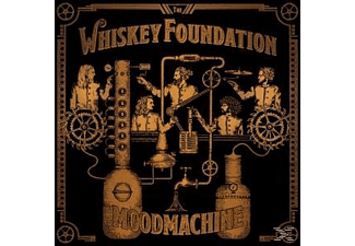 The Whiskey Foundation - Mood Machine (+Download) [Vinyl]