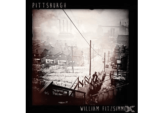 William Fitzsimmons - Pittsburgh [CD]