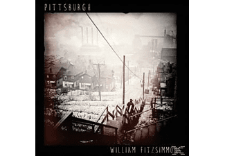 William Fitzsimmons - Pittsburgh - (CD)