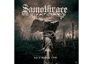 Samothrace - Live At Roadburn 2014 - (Vinyl)
