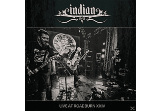 Indian - Live At Roadburn 2014 - (LP + Bonus-CD)