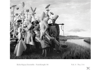 Kuba -ensemble- Kapsa - Vantdraught 10 Vol.1 [LP + Download]