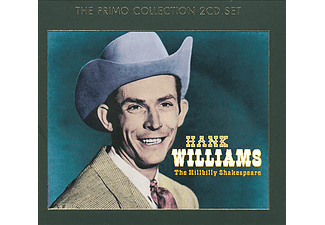 Hank Williams - The Hillbilly Shakespeare (CD)