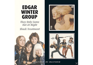 Edgar Winter - They Only Come Out At.. - (CD)
