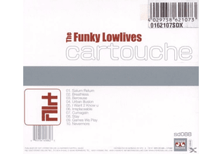 The Funky Lowlives - Cartouche - (CD)