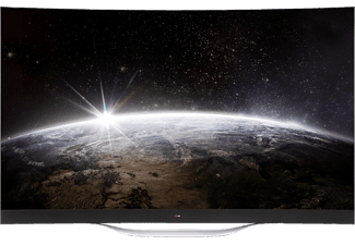 "LG 65EC970V 65"" Smart Curved OLED 4K UHD-TV 100Hz - Svart"