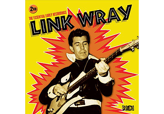 Link Wray - The Essential Early Recordings (CD)
