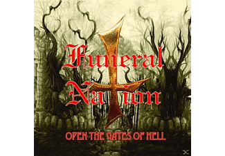 Funeral Nation - Open The Gates Of Hell - (CD)