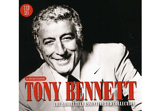 Tony Bennett - The Absolutely Essential 3 CD Collection (CD)