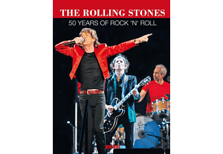 Rolling Stones - 50 Years of Rock n Roll, Film/Musik (Gebunden)