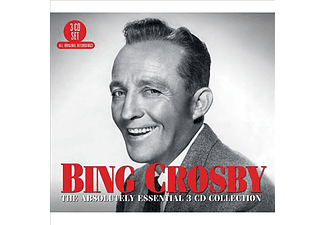 Bing Crosby - The Absolutely Essential 3 CD Collection (CD)