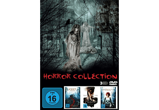 Horror Collection: Cult, Sleepwalker, The Crone - (DVD)
