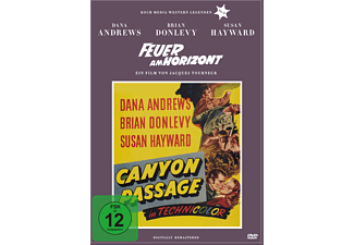 Feuer am Horizont (Edition Western-Legenden #31) [DVD]