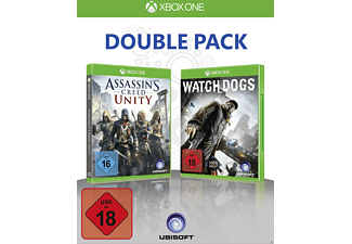 Big Hit Pack (mit Assassin's Creed Unity & Watch Dogs) - Xbox One