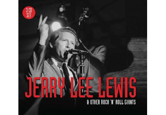 Jerry Lee Lewis - Jerry Lee Lewis & Other Rock 'n' Roll Giants (CD)