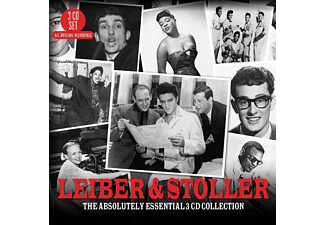 Leiber & Stoller - The Absolutely Essential (CD)