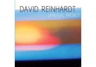 David Reinhardt Trio - Spirituel Project - (CD)