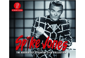 Spike Jones - The Absolutely Essential (CD)