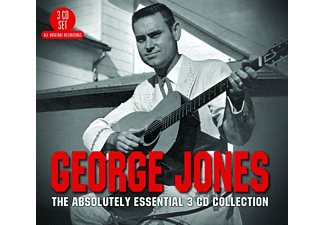 George Jones - The Absolutely Essential 3 CD Collection (CD)