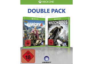 Big Hit Pack (mit Far Cry 4 & Watch Dogs) - Xbox One