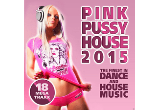 VARIOUS - Pink Pussy House 2015 - (CD)