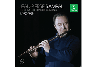 VARIOUS, Rampal Jean-pierre - The Complete Erato Recordings Vol.2 19 - (CD)