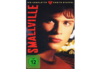 Smallville - Staffel 2 [DVD]