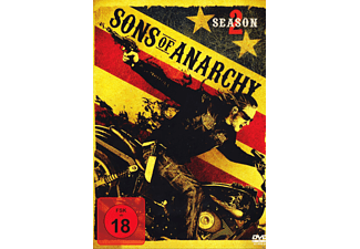 Sons of Anarchy - Staffel 2 [DVD]
