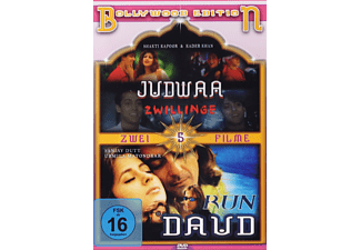 Judwaa (Zwillinge) & Daud-run-2 in 1 - (DVD)