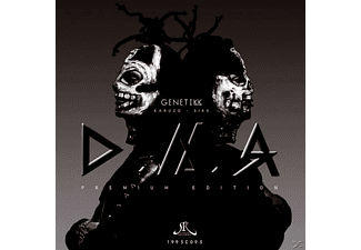 Genetikk - D.N.A.(Premium Edition) - (CD)