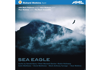 Richard Watkins - Sea Eagle - Werke Für's Horn [CD]