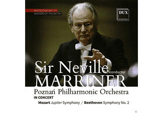 Poznan Philharmonic Orchestra - Marriner: Jupiter Symphony - Symphony No. 2 - (CD)