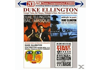 Duke Ellington - 4 Classic Albums - (CD)