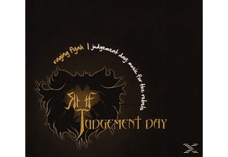 Raging Fyah - Judgement Day - (CD)
