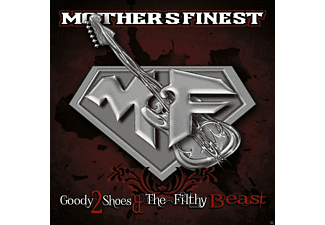 Mother's Finest - Goody 2 Shoes & The Filthy Beasts/Digi. [CD]