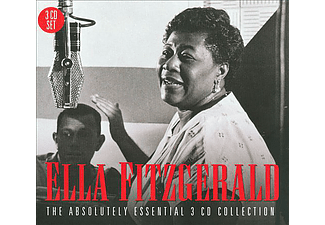 Ella Fitzgerald - The Absolutely Essential 3 CD Collection (CD)
