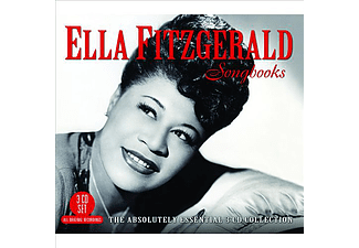 Ella Fitzgerald - Songbooks The Absolutely Essential 3CD Collection (CD)