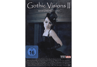 VARIOUS - Gothic Vision Vol.2 - (DVD + CD)