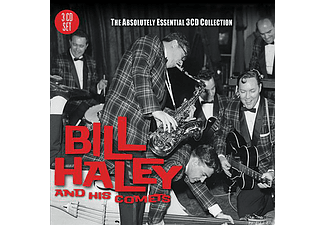 Bill Haley & His Comets - The Absolutely Essential 3 CD Collection CD (CD)
