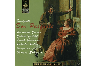 CORENA, VALLETTI, GUARRERA, PETERS, - Don Pasquale - (CD)