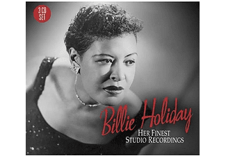Billie Holiday - Her Finest Studio Recordings (CD)