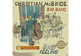 Christian McBride - The Good Feeling [CD]