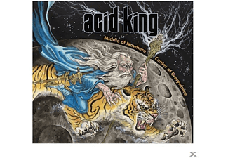 Acid King - Middle Of Nowhere, Center Of Everyw - (Vinyl)